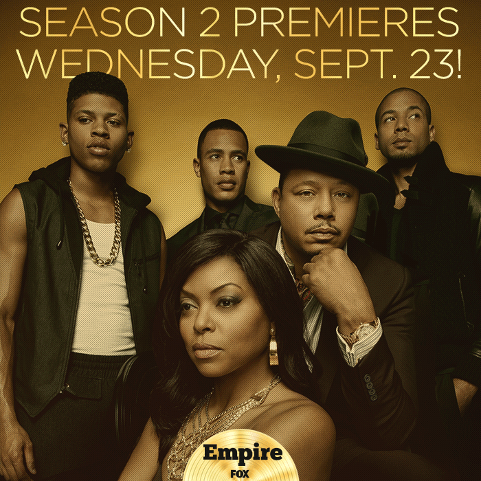 "LV NDANI YA ""EMPIRE"" SEASON 2"