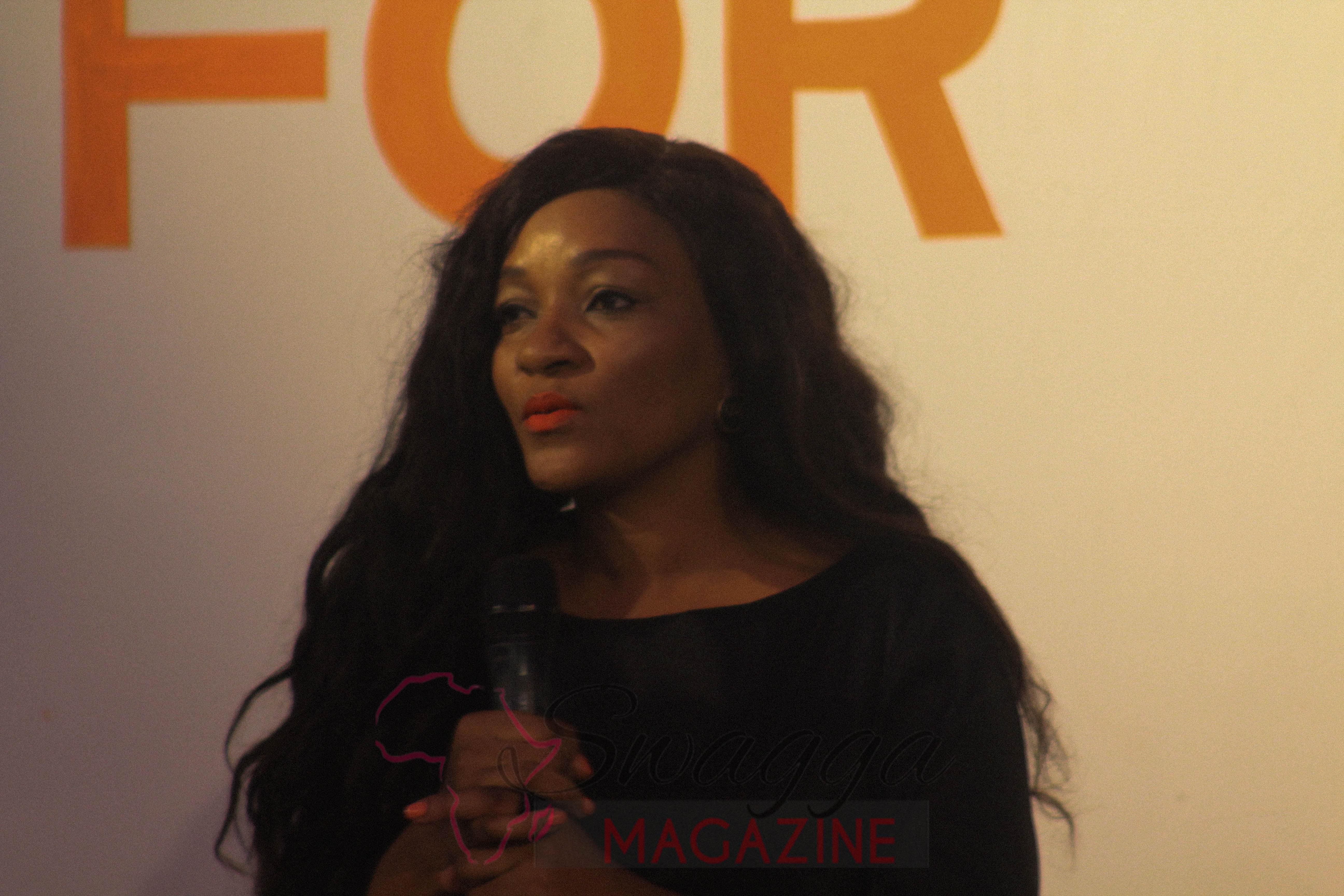 Mavazi ya Kiki Zimba Katika Fashion4Peace