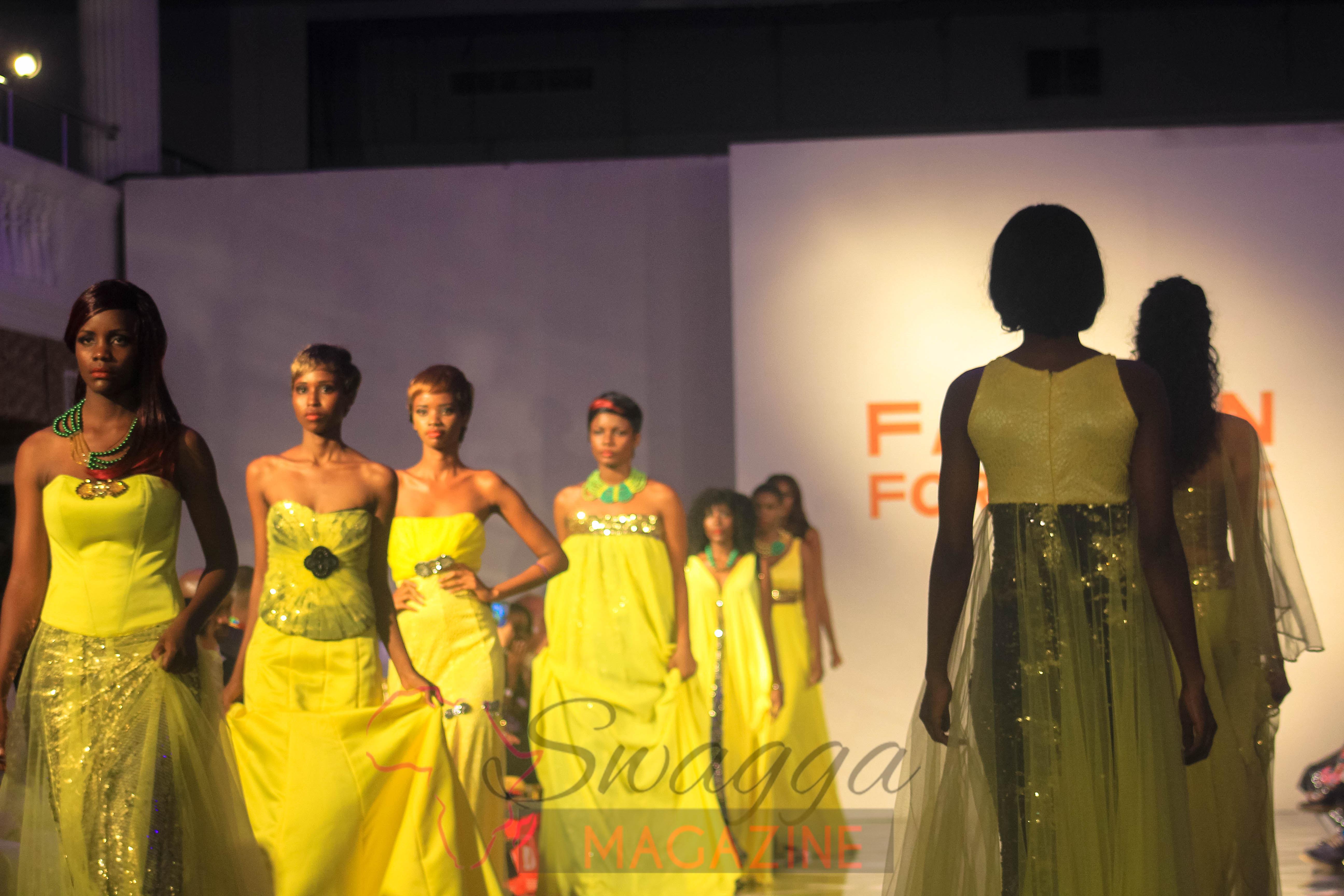 Mavazi ya Mustafa Hassanali Katika Fashion4Peace