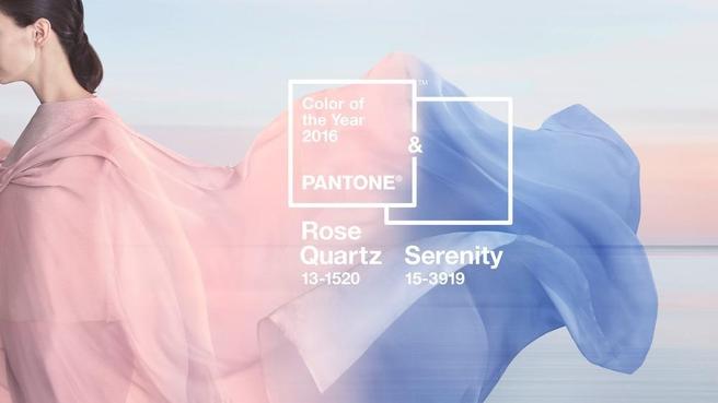 Rose Quartz na Serenity zimetajwa kuwa rangi za mwaka 2016