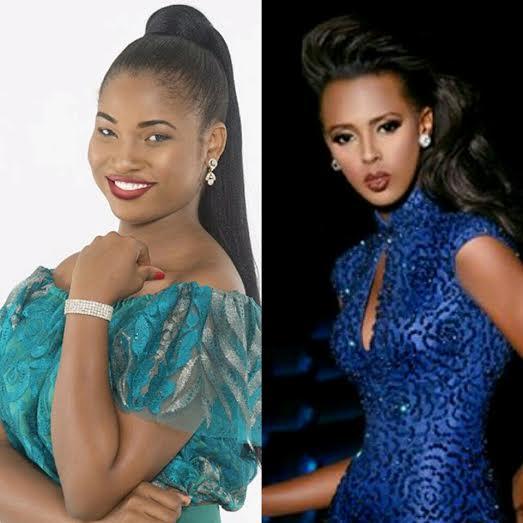 MISS TANZANIA VS MISS UNIVERSE TANZANIA