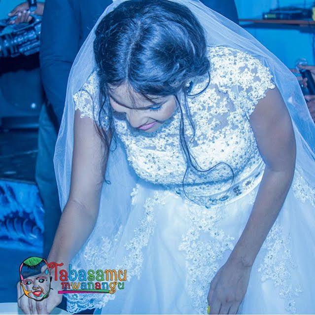 FAIZA ALLY BIRTHDAY BRIDAL SWAGG