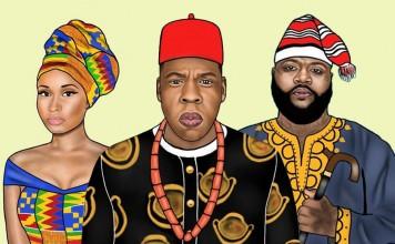 JINSI YA KUVAA MIXED AFRICAN PRINTS