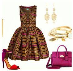 IGA MISHONO (AFRICAN PRINTS)