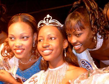 TBT NA MISS TANZANIA 2004 FARAJA K. NYALANDU