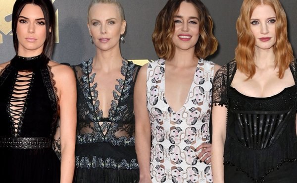 2016 MTV MOVIE AWARDS REDCARPET
