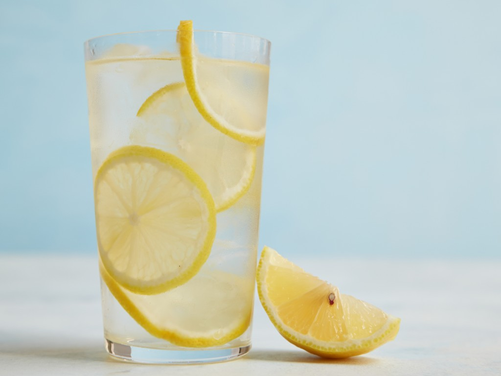 Food Network Kitchen Infused Water Lemon Healthy Recipes Food Netowrk