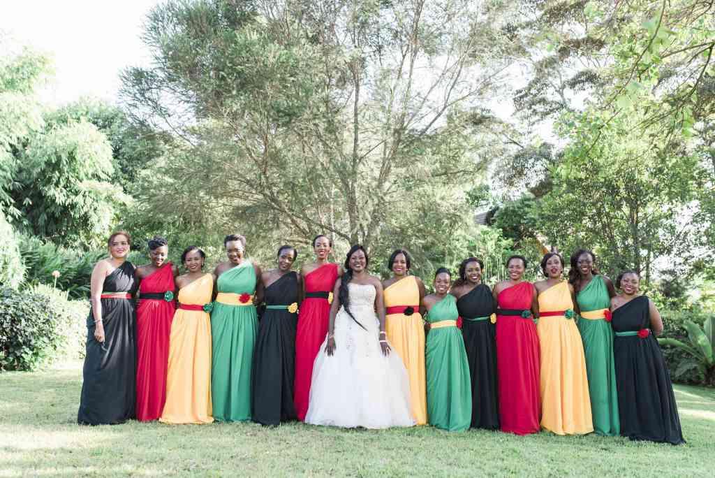 JAMAICAN WEDDING THEME