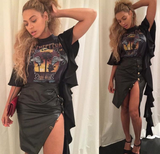 BEYONCE 35 IS NEW 21