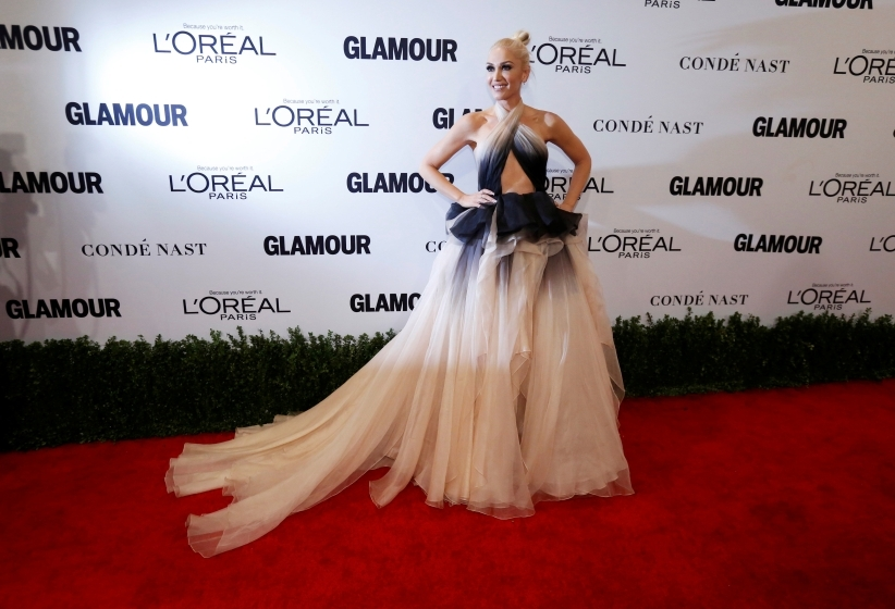 GLAMOUR MAGAZINE WOMAN OF THE YEAR