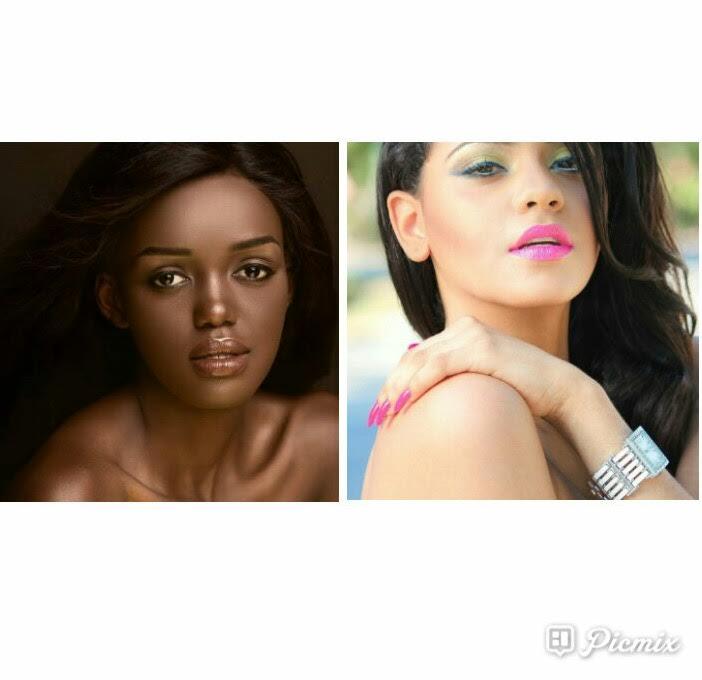 MISS TANZANIA VS MISS UNIVERSE LIPI JEMA?