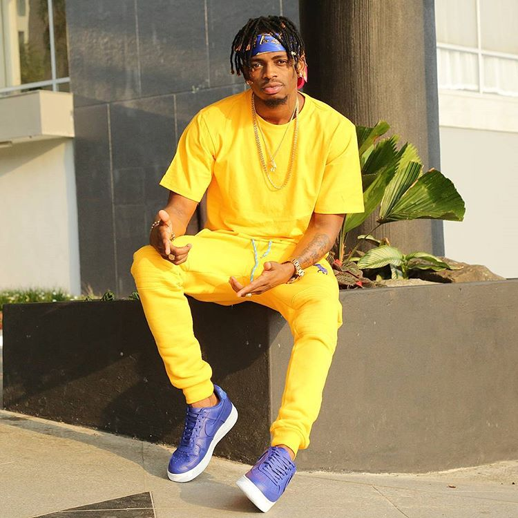 KEEPING UP WITH CHIBU'S COLORFUL FASHION