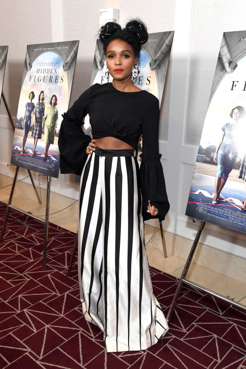 JANELLE MONAE SAFETY PIN HAIR STYLE JE NI HIT AU MISS?