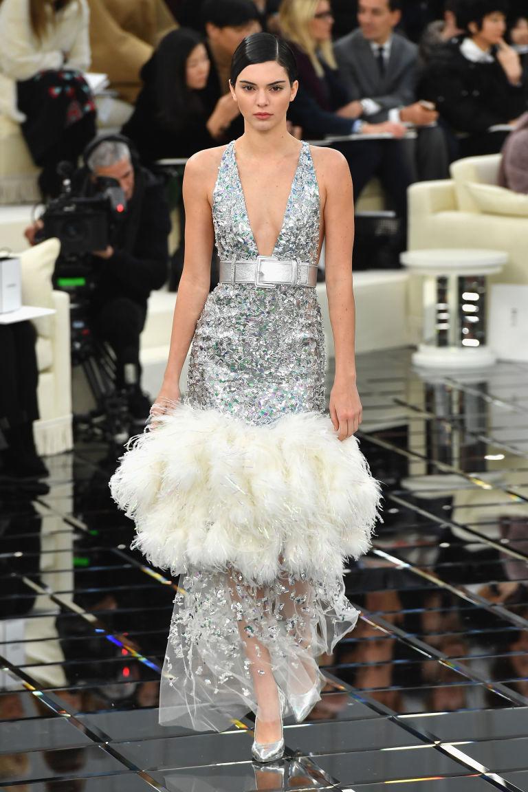 Chanel's haute couture Paris  show