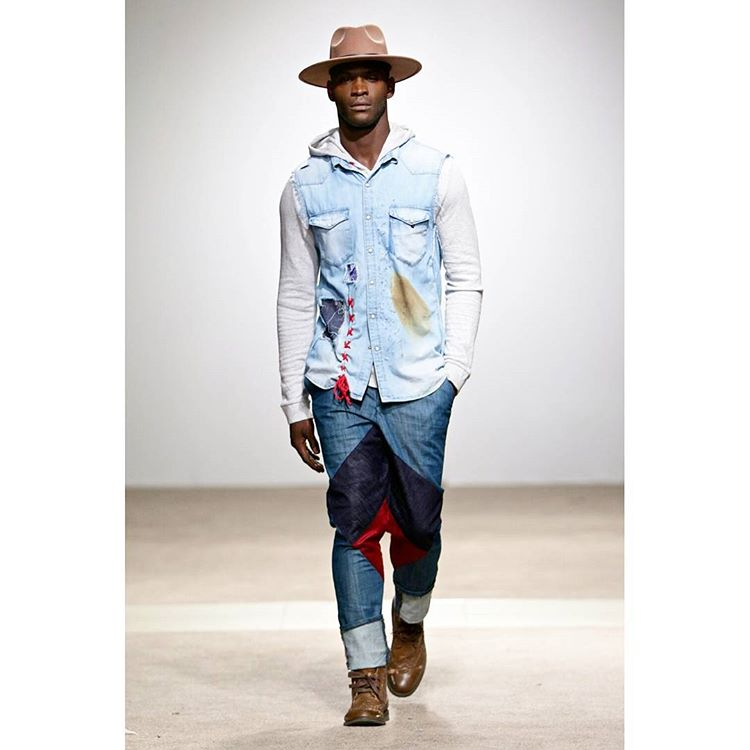 THE LEXUS SOUTH AFRICA MEN'S FASHION WEEK IN CAPE TOWN.