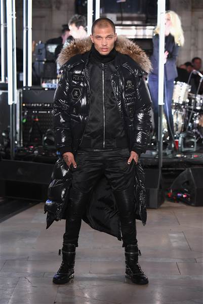Jeremy Meeks – Being Bad Isn't Bad After All (NYFW HIGHLIGHTS)