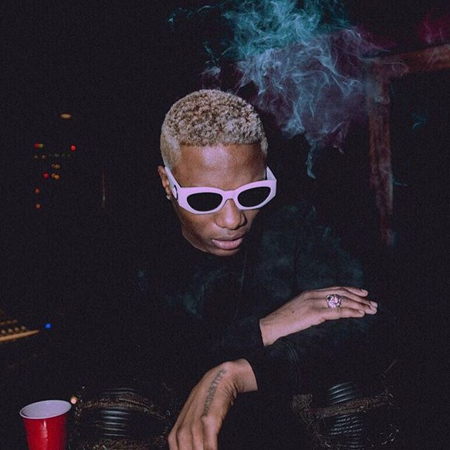 NEW BLONDE IN TOWN – WIZ KHID
