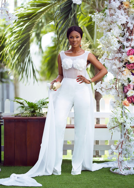 EMPRESS JAMILA IS GIVING US WEDDING VIBES WITH THESE OUTFITS