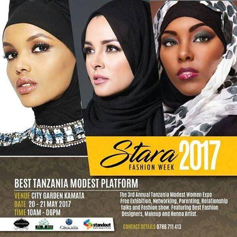 Road To Holly Month Ramadhani – Stara Fashion Week 2017