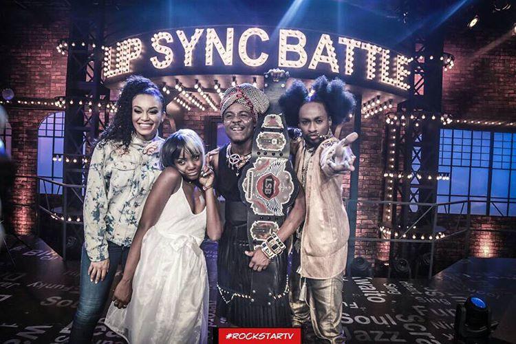 Weekend-buzz: Ali Kiba Kuvaa Skirt Katika Lip Sync Battle