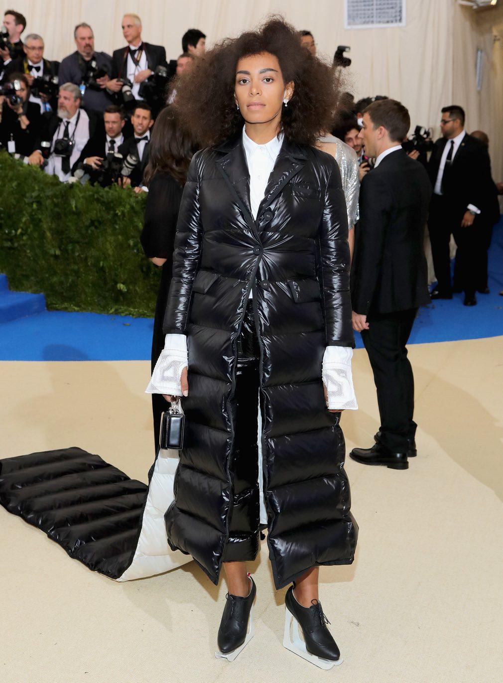 THEME DRESSED MET GALA 2017