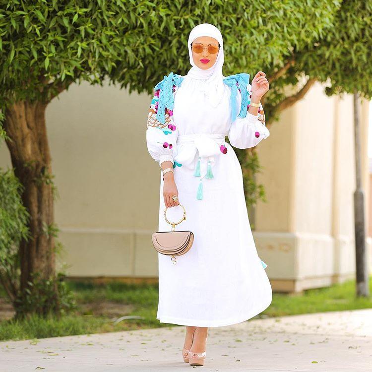 Jinsi Ya Kustyle Hijab Yako Msimu Huu Wa Joto
