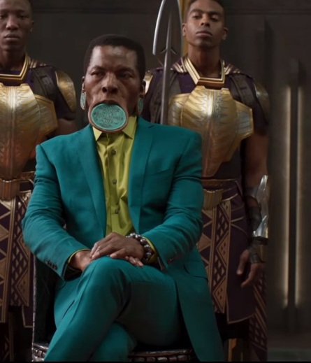 BLACK PANTHER MOVIE IS ALL ABOUT AFRICAN CULTURE
