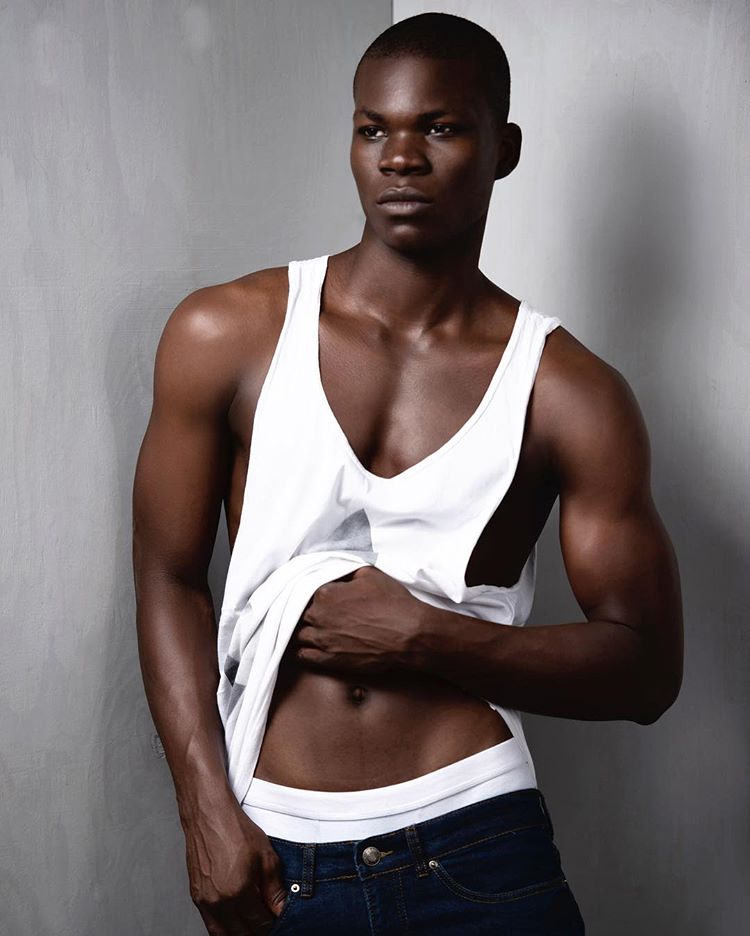 Model Of The Week: Thomas Nguka