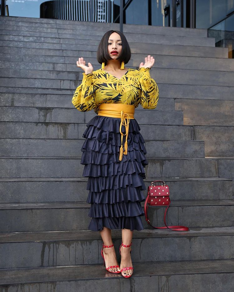 StyleTalk: Turn Heads With Statement Skirt