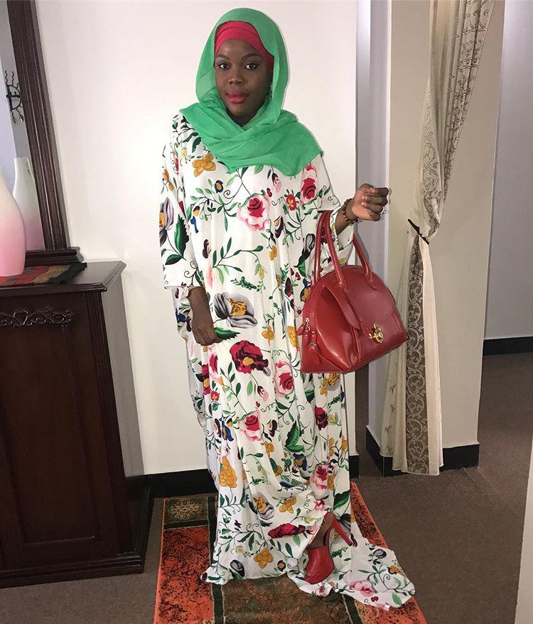Friday Hijabista Irada Wa Waziri