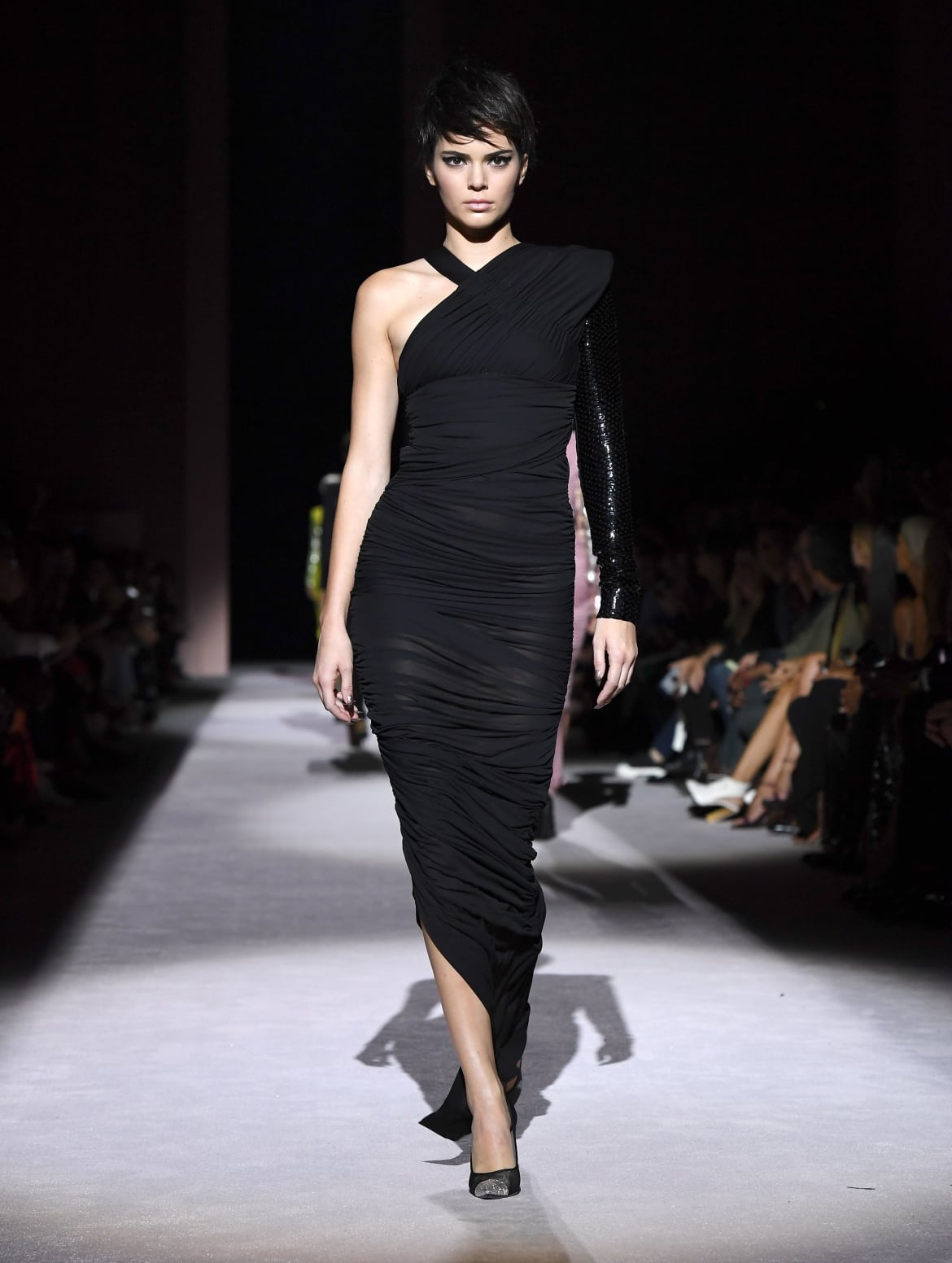 Tom Ford Debuted Spring 2018 Ready To Wear On New York Fashion Week