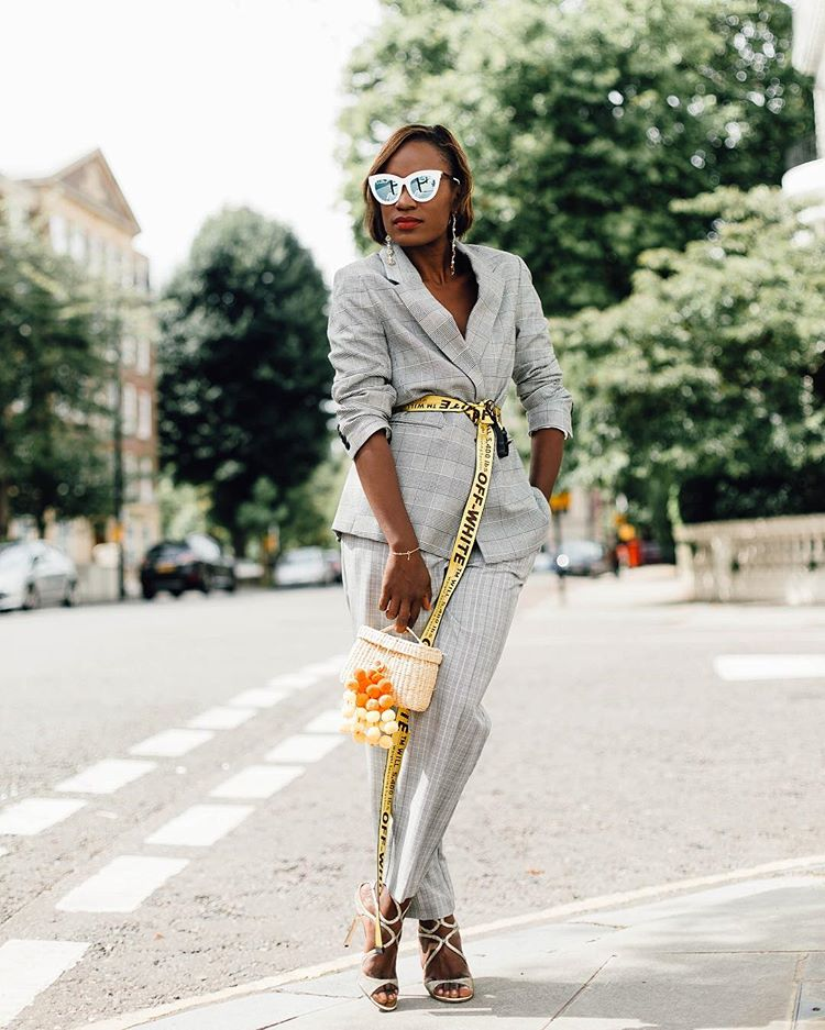 Trend Talk Tuesday – The Extra Long Belt Trend