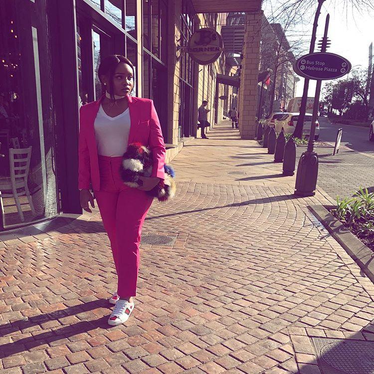 Jokate Mwegelo Amekuwa Featured In Elle Magazine South Africa