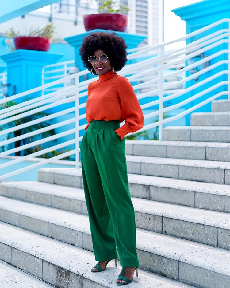 Colorful Outfit Ideas To Brighten Your Day