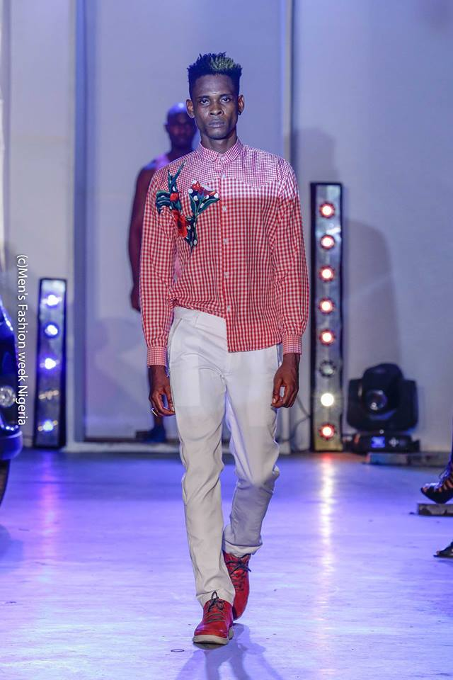 Men Fashion Week Nigeria 2017