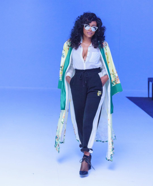 South Africa Fashion Week Started With A Bang