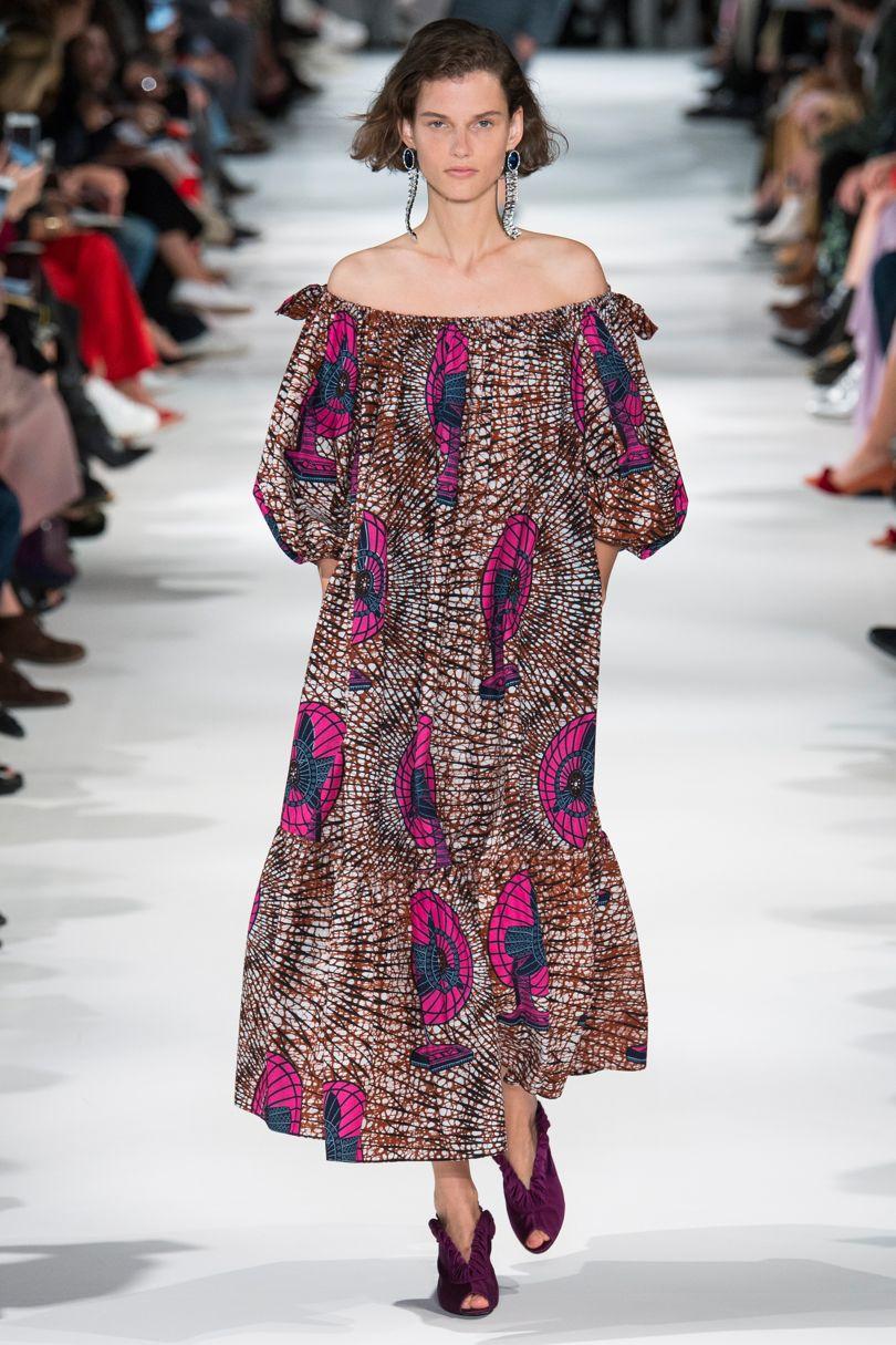 Stella McCartney Atumia Kitenge Katika Spring/Summer 18 Collection