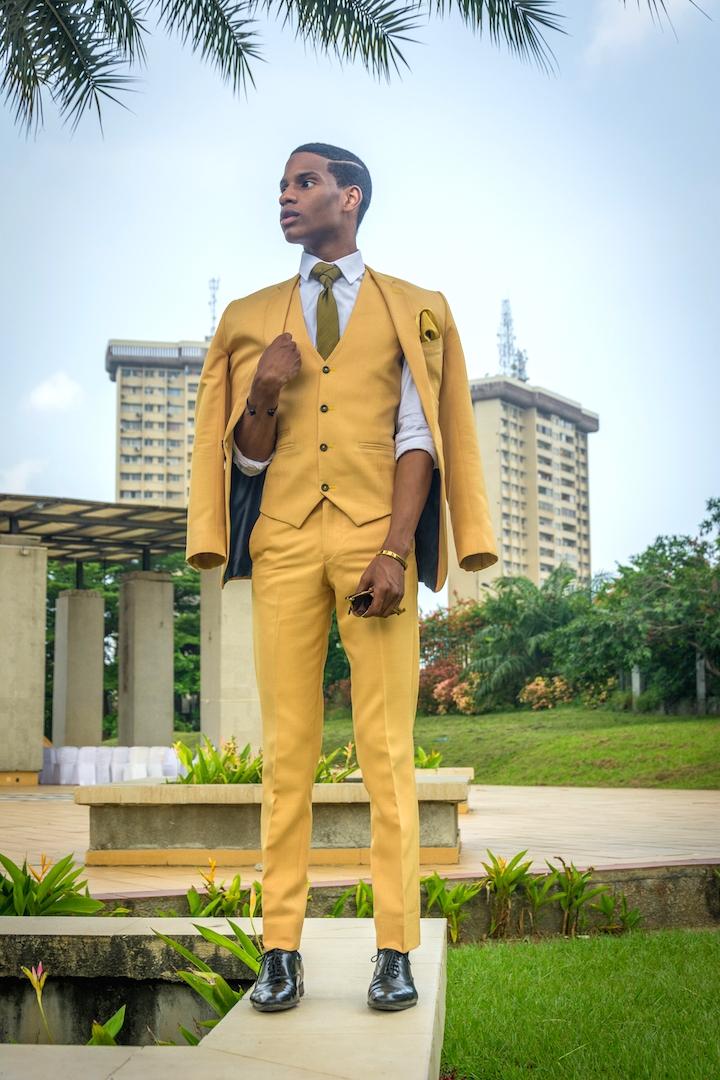 MCM Nigerian Style Blogger Denola Grey