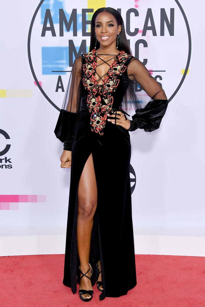 American Music Awards 2017 Red Carpet