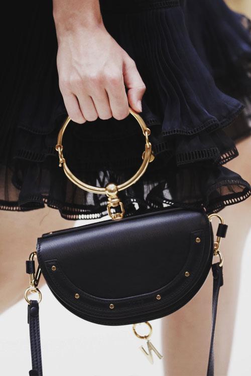 The Hit Bag Chloe Nile Small Bracelet Crossbody Bag