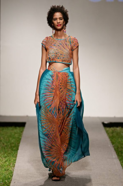 TBT- Lucky Creations Collections On Swahili Fashion Week 2014-2015