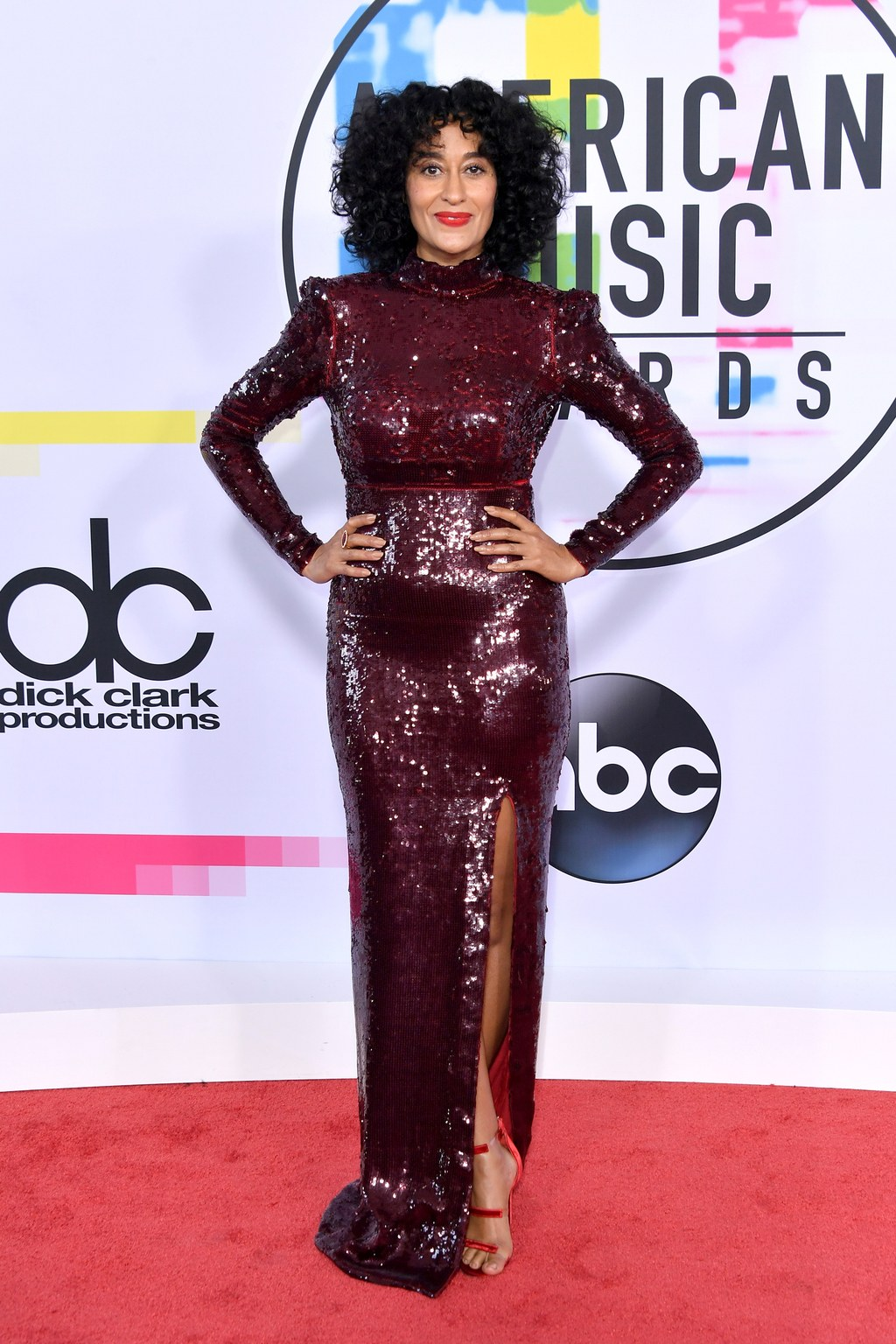 9 Outfit Tracee Ellis Ross Wore While Hosting The AMA's