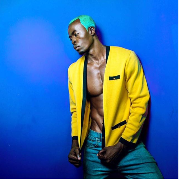 10 Questions Gee Tyga Winner Of Male Model Of The Year 2017