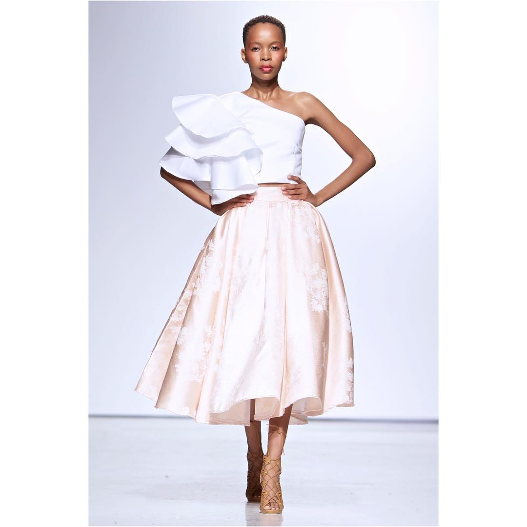 Beautiful Pieces We Spotted From SFW Runway You Can Rock On This Holiday