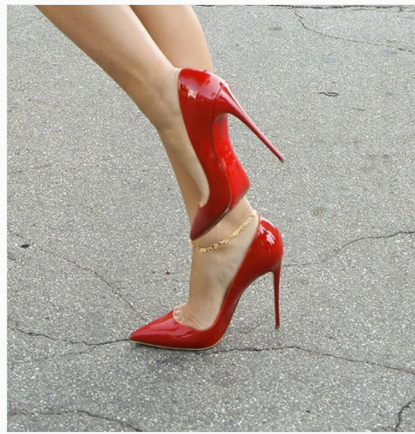 Every Woman Should Own A Pair Of Red Shoe