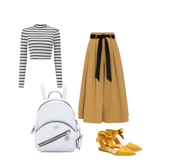 Back To College Outfit Ideas