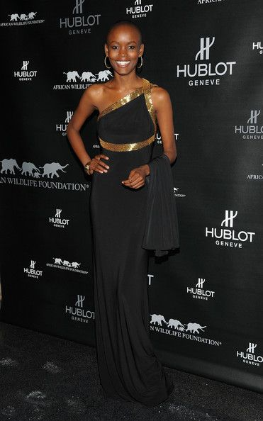 Flaviana Matata Red Carpets Looks From Way Back