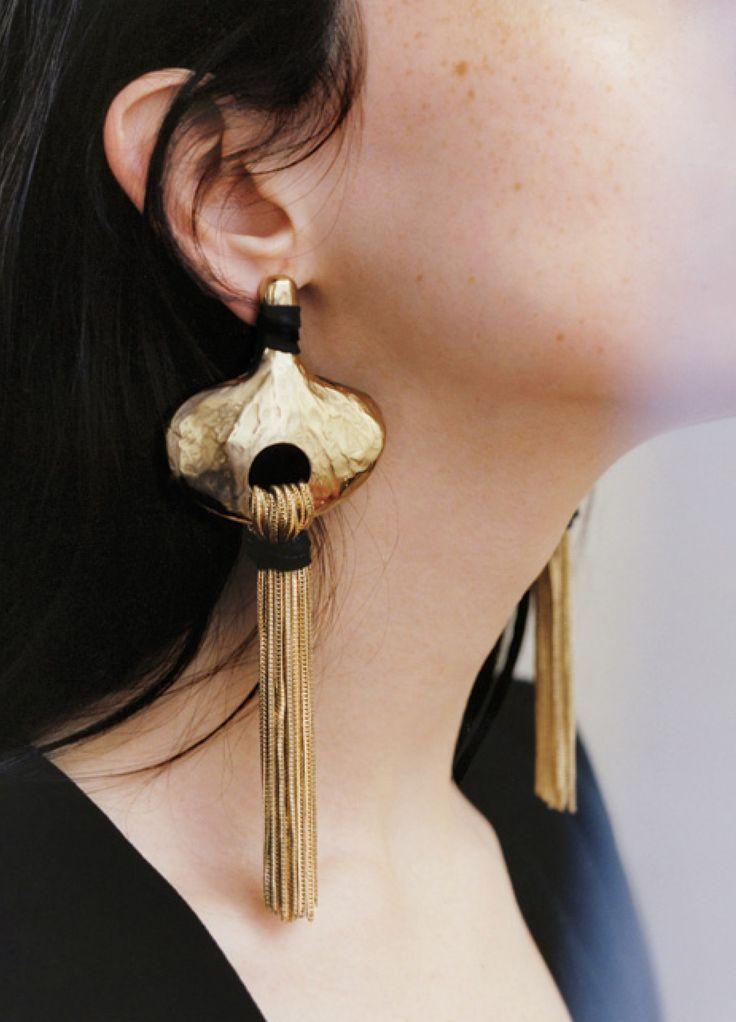 Statement Earrings Trendy