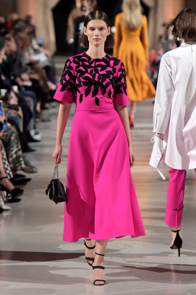 Oscar De La Renta's RTW Fall 2018 Collection Is Just Perfect