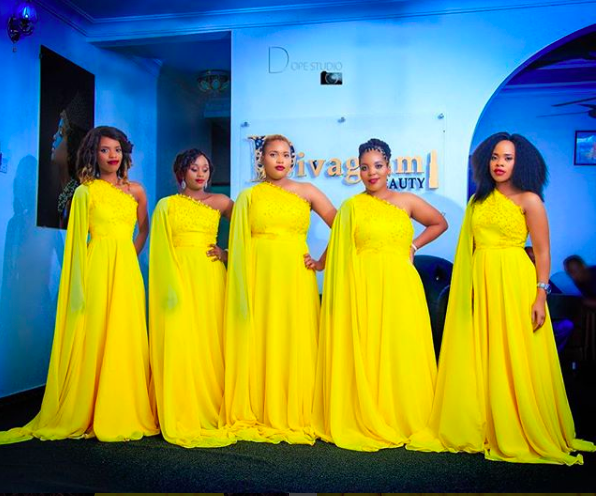 Fifi Sugar Is Giving Us Yellow Vibes For Bride Maids